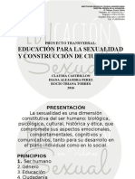 Expo Educacion Sexual 2016