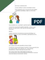 Funciones y Escenarios de La Comunicación