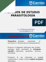 ESTUDIO PARASITOLOGICO