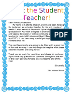 studentteacherintroductionletter