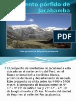 Yacimiento Pórfido de Jacabamba