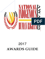 2017 National Indigenous Human Rights Awards Guide