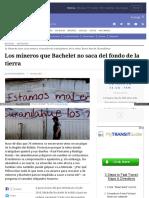 Www Elmostrador Cl Noticias Pais 2017-01-13 Los Mineros Que