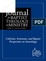 Journal From Baptist Teology 8-1 Spring 2011