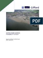 Morecambe Marina Feasibility Study Main Report
