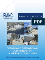 Pianc Guide Lines for Marina Design