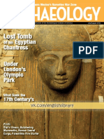 10 - Archaeology - July August 2012