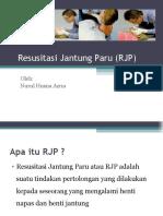 268646631 Resusitasi Jantung Paru RJP