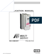 KEB F5 App Manual