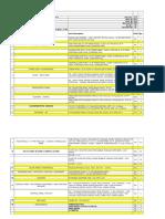 Copy of List of Equipments - Ekta Parksville -Central Park Phase -I- 08.01.2015