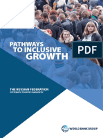 Pathways To Inclusive Growth