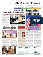 Vol.9 Issue 37 - January 14-20, 2017
