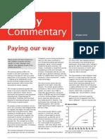 Westpack JUN 28 Weekly Commentary