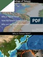 Taiwan Geology