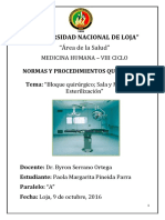 Bloque Quirúrgico