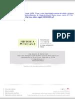 Poder y crisis historiografia reciente del credito y la banca en Mexico siglos XIX y XX.pdf
