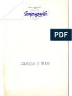 Campagnolo Catalogue N18 Bis