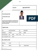 Form-6 Kishore Kunapuli