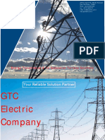Global Transmission Company / gtc elektrik / gtc electric