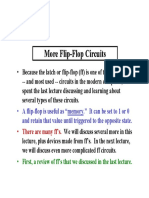 7 - More Flip-Flop Circuits