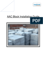 AAC Block Installation Guide (1)