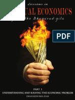 Lessons in Spiritual Economics Part 1