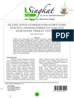 20 Dilema Upaya Peningkatan Kompetensi DLP