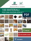 Cento materiali per una nuova edilizia