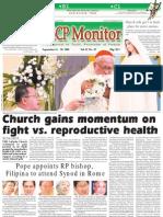 CBCP Monitor vol12-n19