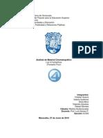 Informe análisis de pelicula