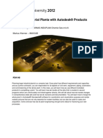 Handout_4140_PD 4140 - Planning Industrial Plants With Autodesk Products - Handout