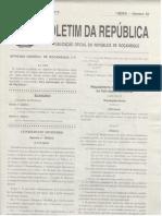 Decreto 35-2013, De 2 de Agosto, Regulamento de Estagios Pre-Pr Versao Portuguesa
