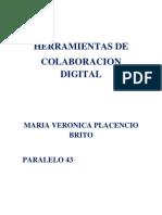 Herramientas Colaboracion Digital