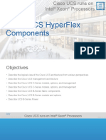 Cisco Hyper-converged solution