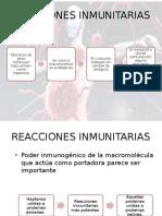 Reacciones Inmunitarias Capitulo 7