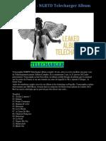 Youssoupha - NGRTD Telecharger Album