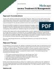 Malignant Melanoma Treatment & Management_ Approach Considerations, Adjuvant Therapy, Treatment of Advanced-Stage Melanoma (Stage IV)