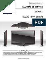 Esquema TV H-Buster HBTV 42d06fd