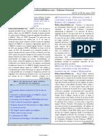 Hidrocarburos Bolivia Informe Semanal Del 21 Al 27 de Junio 2010