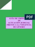 Guia Judicial Violencia de Genero