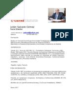 CV JSG Para Seminario Urbanismo