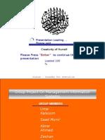 projectpresentationmis-100415024608-phpapp02