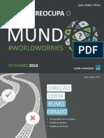 IPSOS Preocupacoes Mundo BR 2016