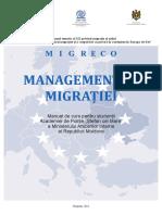 Managementul Migratiei