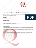 The Calreticulin Gene and Myeloproliferative Neoplasms