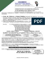 Carta Superintensivo CLINICAS 2017