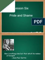 Pride and Shame