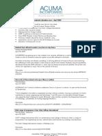 International Higher Ed News, April 2009 summary - Australia/NZ focus