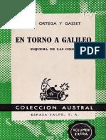 Jose Ortega y Gasset. En torno a Galileo.pdf