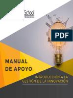 Manual Introducción a La Gestión de La Innovación